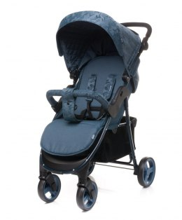 RAPID UNIQUE 4Baby wózek spacerowy waga 9,9 kg - navy