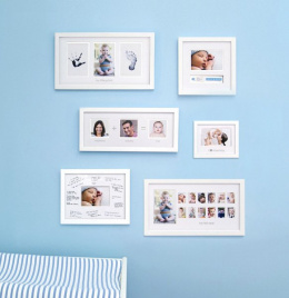 Pearhead Deluxe Wall Frame