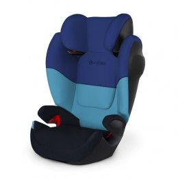 SOLUTION M CYBEX fotelik 15-36 kg, od ok. 3 do 12 lat - blue moon