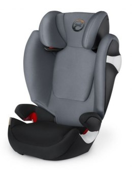 SOLUTION M CYBEX fotelik 15-36 kg, od ok. 3 do 12 lat - pepper black