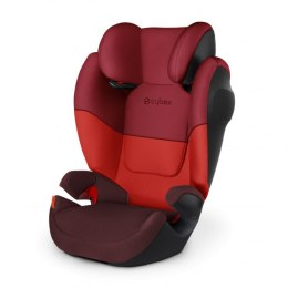 SOLUTION M CYBEX fotelik 15-36 kg, od ok. 3 do 12 lat - rumba red