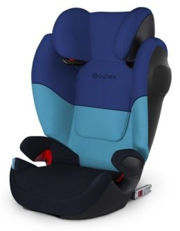 SOLUTION M-FIX SL CYBEX 4* ADAC 15-36 kg, od ok. 3 do 12 lat - blue moon