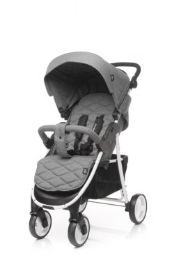 4Baby RAPID 2018 Wózek spacerowy 8,1 kg Dark Grey