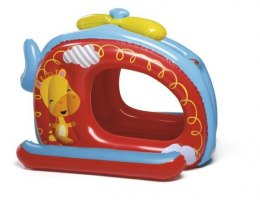 Bestway 93502 Fisher price dmuchany helikopter z kulkami