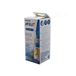 PHILIPS AVENT     BUTELKA CLASIC+260ML GIRAFFE