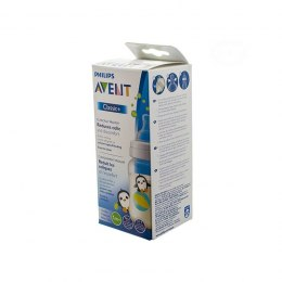 PHILIPS AVENT     BUTELKA CLASIC+260ML PENGUIN