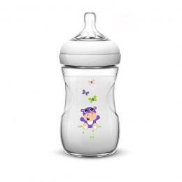 PHILIPS AVENT     BUTELKA NATURAL 260ML HIPPO