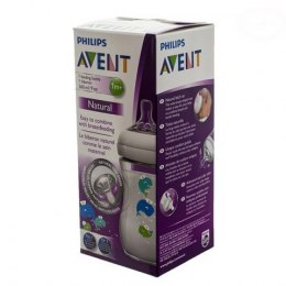 PHILIPS AVENT     BUTELKA NATURAL 260ML WHALE