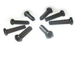 Bt 2.6 * 12 Bh Screws 8p - 01294