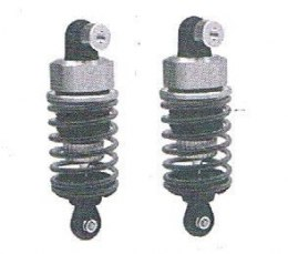 Front Shocks 2pcs - 10017