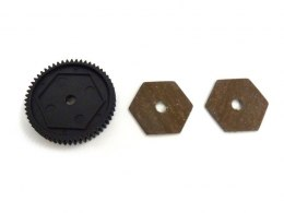 Main Gear 56t And Slipperpads 1p - 31611