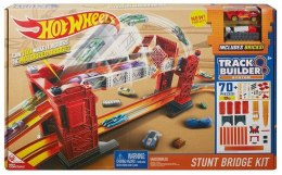 Hot Wheels Track Builder Kaskaderski most - Zestaw do konfiguracji