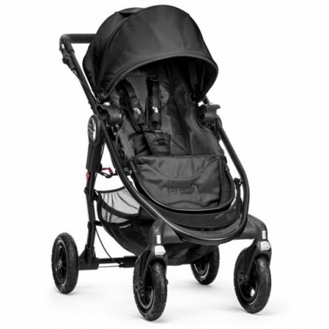 Baby Jogger City Select wersja spacerowa + folia i pałąk lub tacka GRATIS black