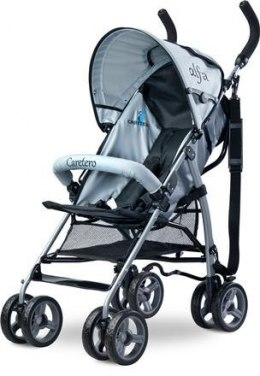Caretero Alfa wózek spacerowy waga 5,3kg black