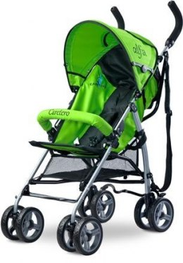 Caretero Alfa wózek spacerowy waga 5,3kg green