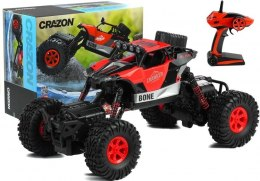 LeanToys Auto RC Na Resorach Monster 2,4G