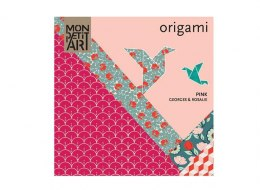 Origami ' Pink '