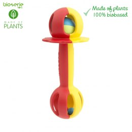 Bioserie Dumbell Rattle