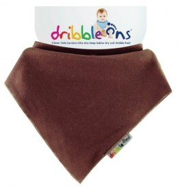 Dribble Ons Brights Chocolate
