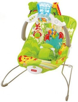 Fisher Price Leżaczek Rainforest Deluxe