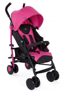 Echo New Chicco wózek spacerowy do 22kg z pałąkiem 7,6kg - deep pink