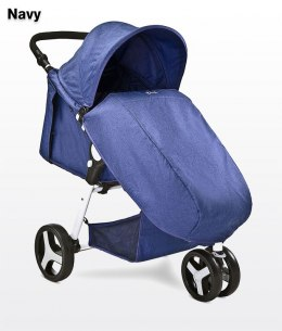 FRII Caretero Wózek spacerowy 8,2 kg Navy