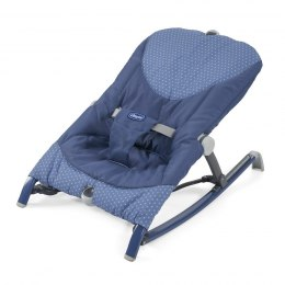 Pocket RELAX Chicco Leżaczek 2w1 z torbą do 0-18 kg Navy