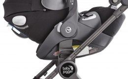 Adapter Maxi-Cosi Cybex do wózka CITY TOUR LUX Baby Jogger