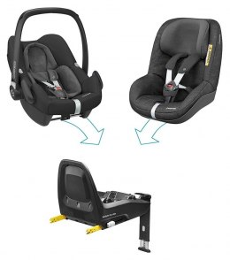 FamilyFix One i-Size Maxi-Cosi baza IsoFix do Pebble Plus, Rock, Pearl One i-Size, Pearl Smart i-Size