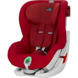 BRITAX & ROMER FOTELIK KING II ATS - FLAME RED