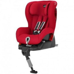BRITAX & ROMER FOTELIK SAFEFIX PLUS - FIRE RED