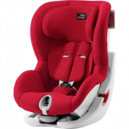 BRITAX & ROMER FOTELIK KING II (FIRE RED)