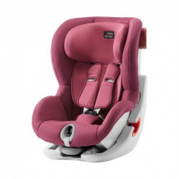 BRITAX & ROMER FOTELIK KING II (WINE ROSE)