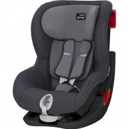 BRITAX & ROMER FOTELIK KING II (STORM GREY- BLACK SERIES)