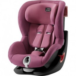 BRITAX & ROMER FOTELIK KING II (WINE ROSE - BLACK SERIES)