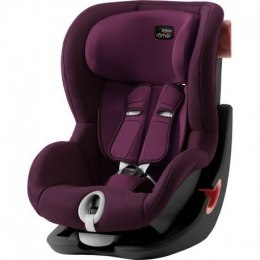 BRITAX & ROMER FOTELIK KING II (BURGUNDY RED - BLACK SERIES)