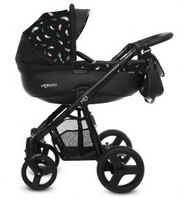MOMMY SUMMER 2w1 BabyActive wózek głęboko-spacerowy - AIR 13