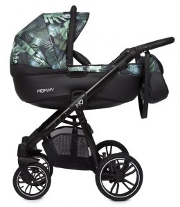 MOMMY SUMMER 2w1 BabyActive wózek głęboko-spacerowy - JUNGLE 10