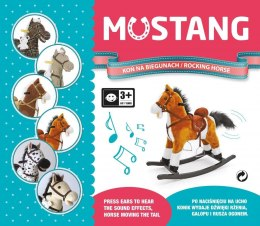 Milly Mally Koń Mustang Grid Brown (0307, Milly Mally)