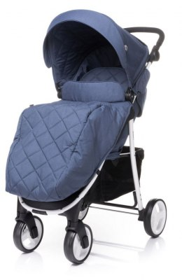 4Baby RAPID 2019 Wózek spacerowy - Navy Blue