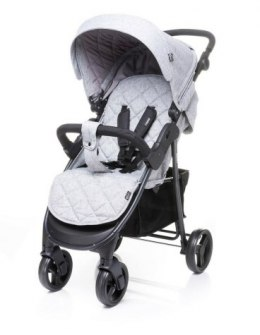 4Baby RAPID 2019 Wózek spacerowy - Light Grey