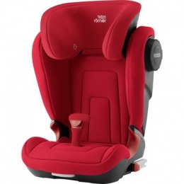 BRITAX & ROMER FOTELIK KIDFIX2 S FIRE - RED ( BLACK SERIES )