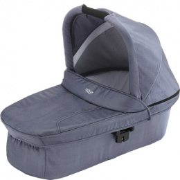 BRITAX & ROMER GONDOLA DO WÓZKA B-READY, SMILE 2, B-AGILE3/4/4 PLUS, B-MOTION3/4/4PLUS BLUE - DENIM