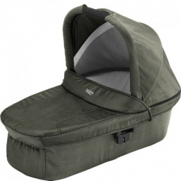 BRITAX & ROMER GONDOLA DO WÓZKA B-READY, SMILE 2, B-AGILE3/4/4 PLUS, B-MOTION3/4/4PLUS OLIVE - DENIM
