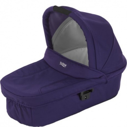 BRITAX & ROMER GONDOLA DO WÓZKA B-READY, SMILE 2, B-AGILE3/4/4 PLUS, B-MOTION3/4/4PLUS MINERAL - PURPLE