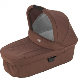BRITAX & ROMER GONDOLA DO WÓZKA B-READY, SMILE 2, B-AGILE3/4/4 PLUS, B-MOTION3/4/4PLUS WOOD - BROWN