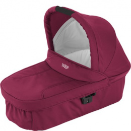 BRITAX & ROMER GONDOLA DO WÓZKA B-READY, SMILE 2, B-AGILE3/4/4 PLUS, B-MOTION3/4/4PLUS WINE - RED