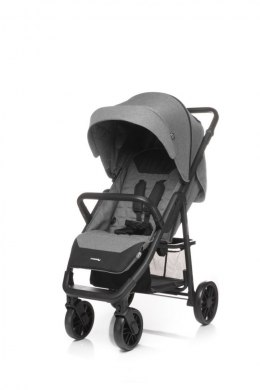 MOODY 4Baby wózek spacerowy do 22 kg - DARK GREY