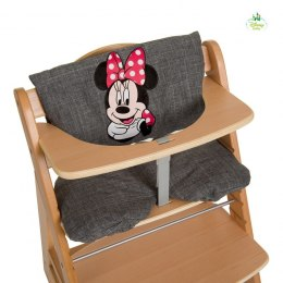 Hauck wkładka DELUXE do krzesełka Alpha+ i Beta+ Disney Minnie Grey