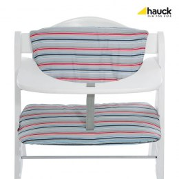 Hauck wkładka DELUXE do krzesełka Alpha+ i Beta+ kolor Multi Stripe Grey